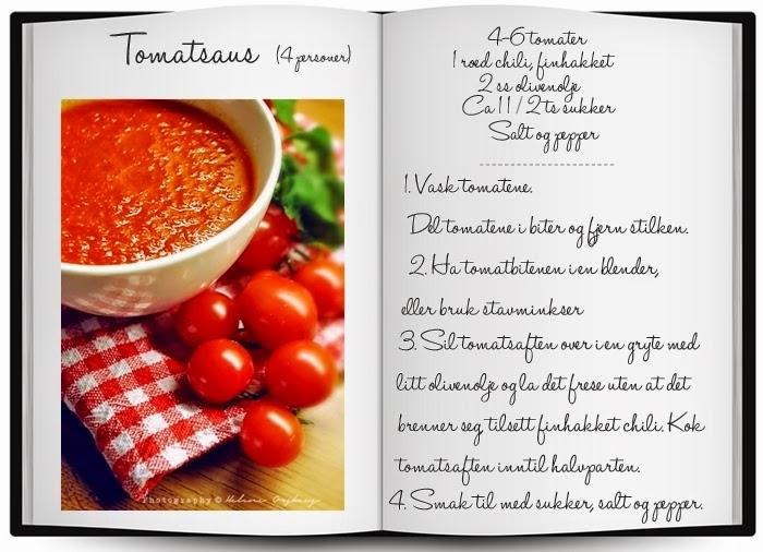 Tomatsaus: