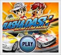 Flash Dash Çizgi Film Oyunları