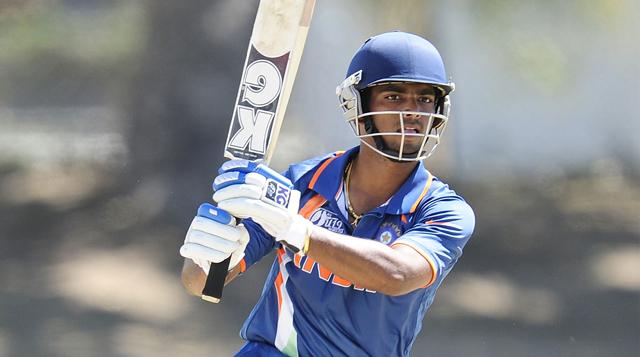 Vijay-Zol-India-U19-vs-Australia-U19-Tri-Nation-Tournament-2013