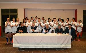 Presentaron al seleccionado de Tucumán de Rugby Femenino