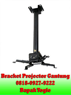 Bracket Projector Gantung