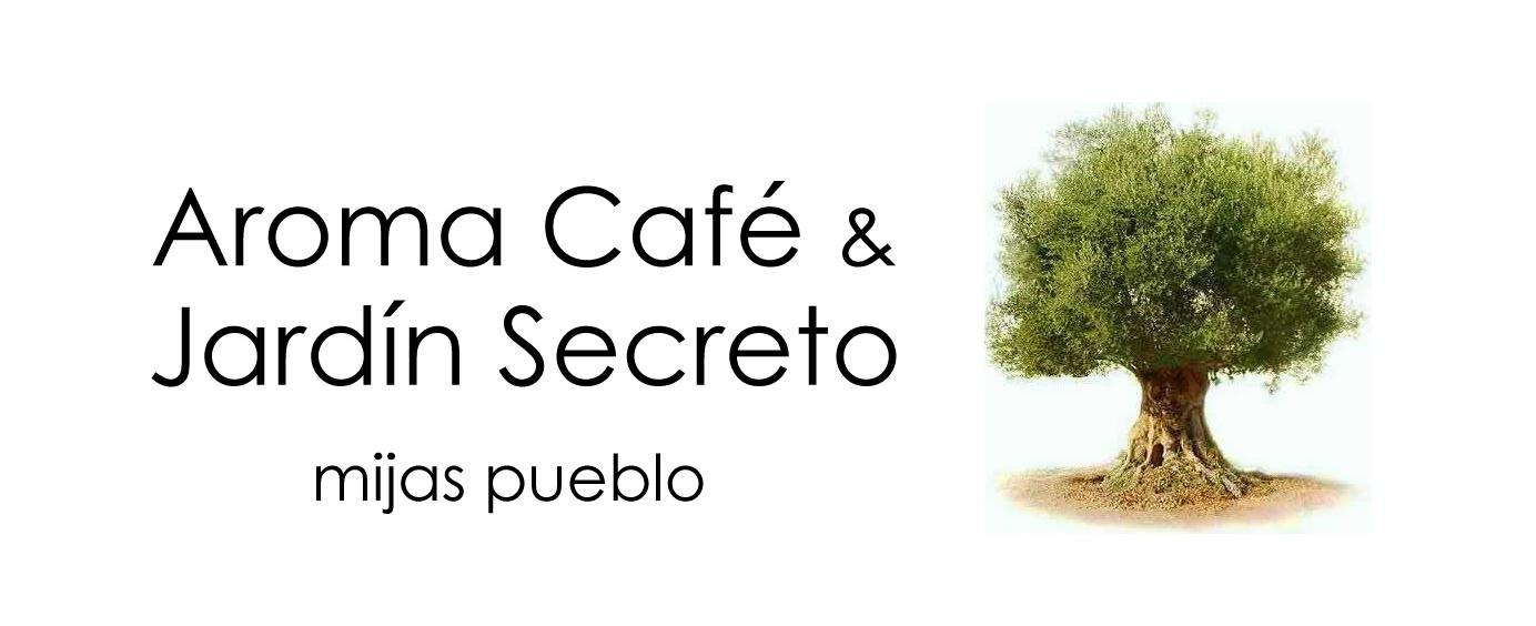 Aroma Café y Jardín Secreto