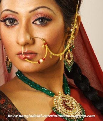 Bangladeshi Model Shimana