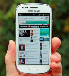 Nak handphone Samsung Galaxy SIII mini ? Klik sini !