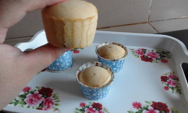 Resepi : Kek Butter 10 Minit !