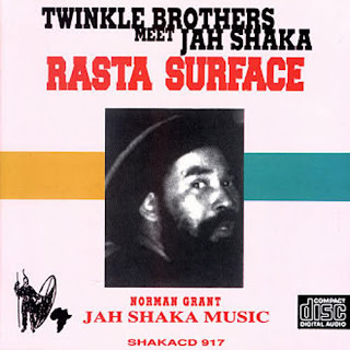The Twinkle Brothers & Jah Shaka - Rasta Surface