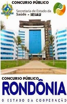 Apostila Concurso SESAU-RO Técnico em Enfermagem da Secretaria da Saúde de Rondônia 2014.