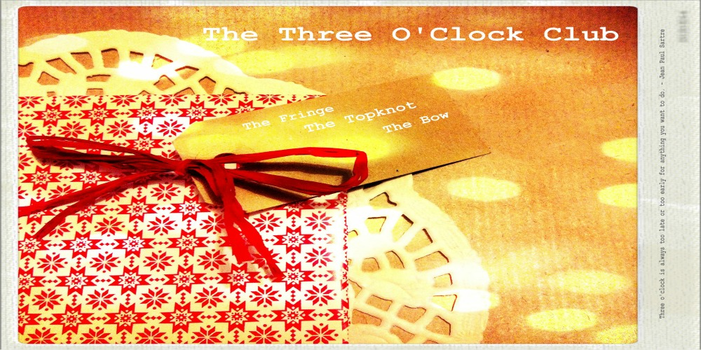 The Three O&#39;clock Club