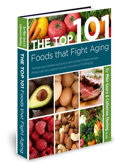 TOP 101 FOODS TO FIGHT AGING