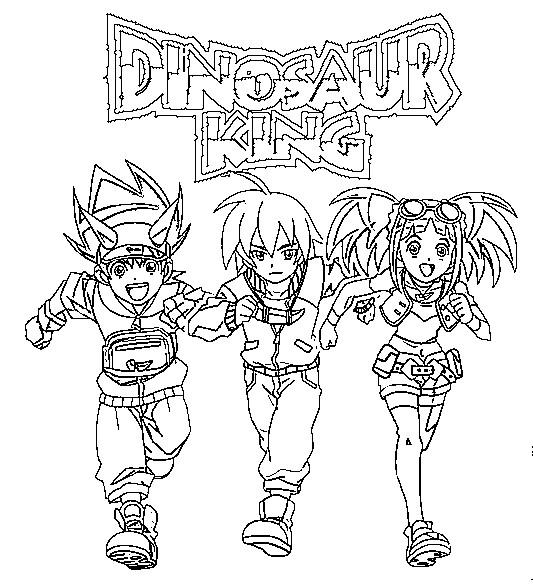 Desenhos do Dinossauro Rei para