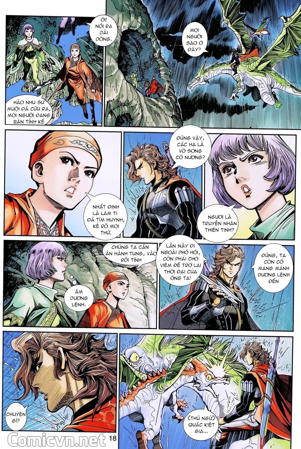 Thần binh huyền kỳ 3 - 3.5 tập 146 - 16