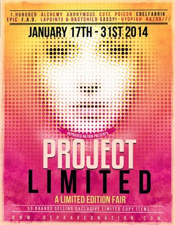 K-CODE at Project Limited Fair
