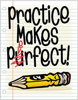 Practice Makes Perfect - Articles - The Black Page