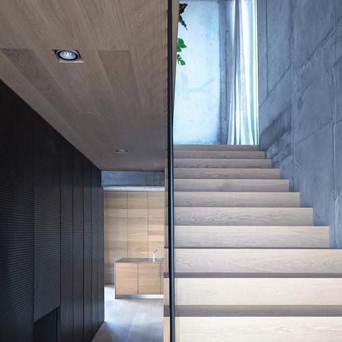 Villa Criss-Cross Envelope by OFIS Arhitekti