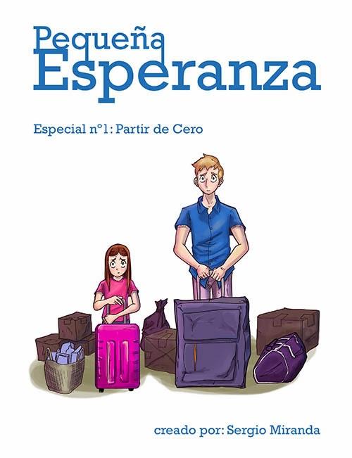 ¡COMPRA EL CAPÍTULO ESPECIAL DE PEQUEÑA ESPERANZA!