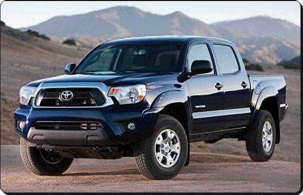 2017 Toyota Tacoma Diesel Changes