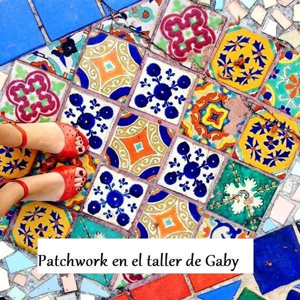 Patchwork en el Taller de Gaby