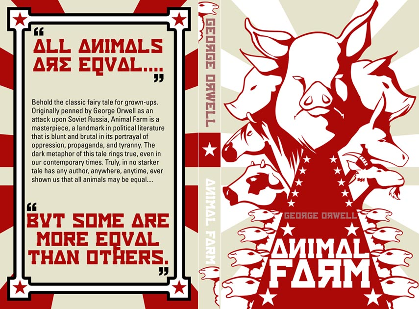 propaganda for animal farm and russian