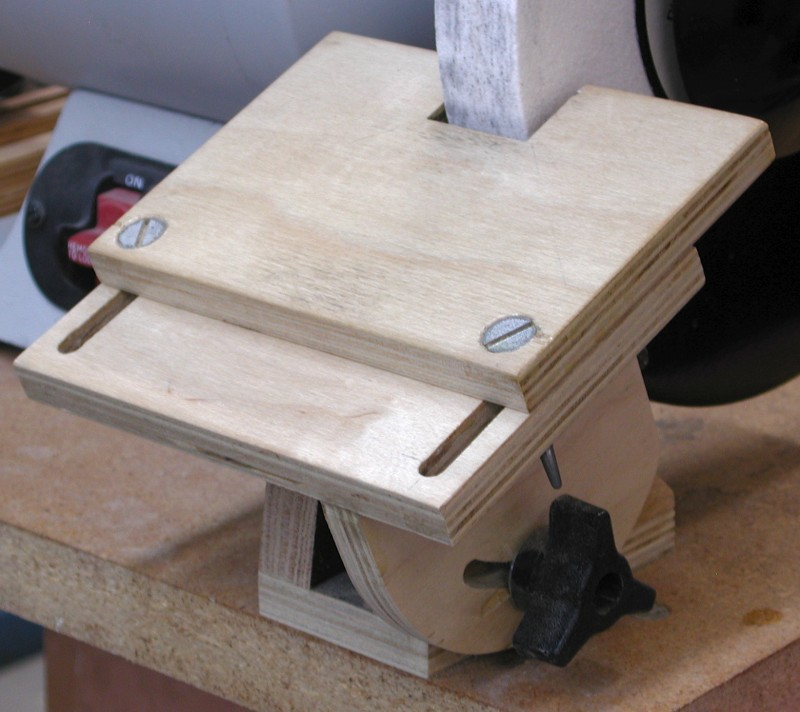 Woodwork Homemade Grinder Tool Rest Pdf Plans