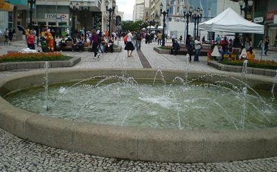 Parques e Praças da cidade de Curitiba