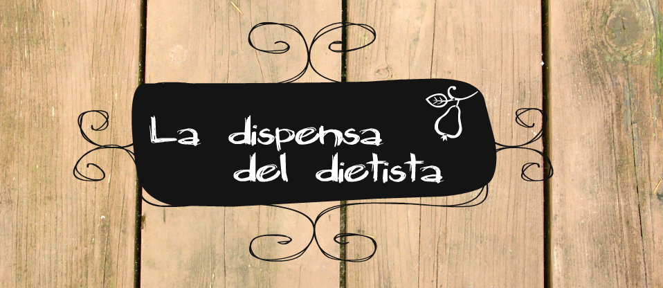 La dispensa del dietista