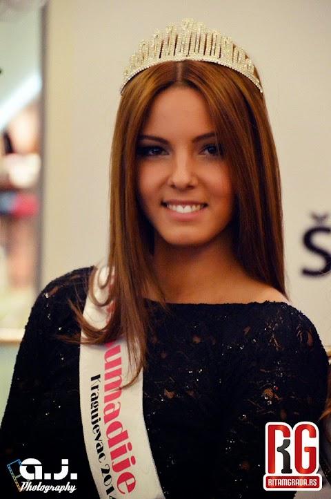 Miss Universe Serbia 2015