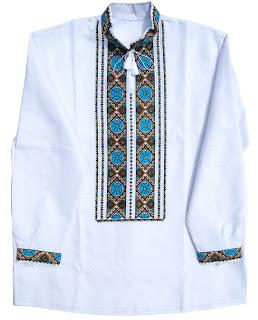 Де купити вишиванку / Где купить вышиванку / Where to buy embroidered shirt