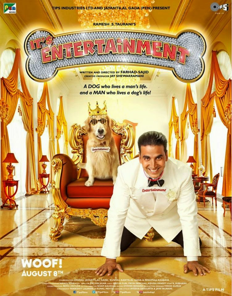 It's Entertainment (2014) Movie First Look Poster