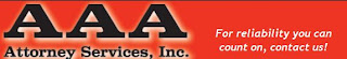 AAA Attorney Service II Inc - Homestead Business Directory