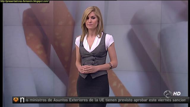 Sandra Golpe  marcando