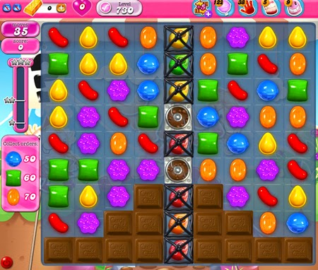 Candy Crush Saga 730