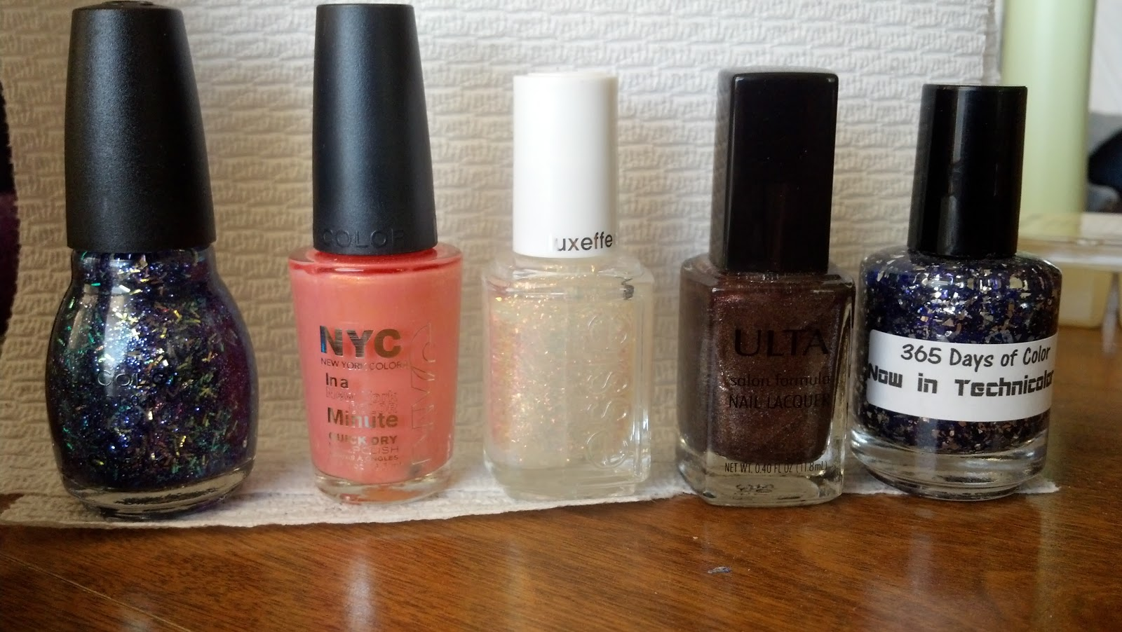 Let There Be Lacquer: Blog Sale!