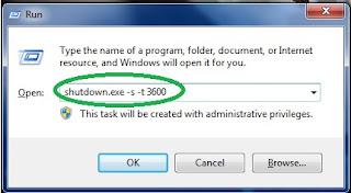 Shutdown Komputer