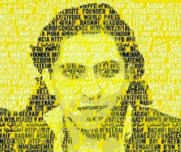 Saudi blogger Raif Badawi - Official Website - BenjaminMadeira