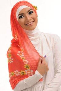 Elzatta Kerudung Kaila Larisa - Salem Tua (Toko Jilbab dan Busana Muslimah Terbaru)