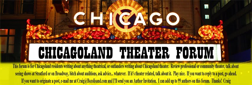 Chicagoland Theater Forum