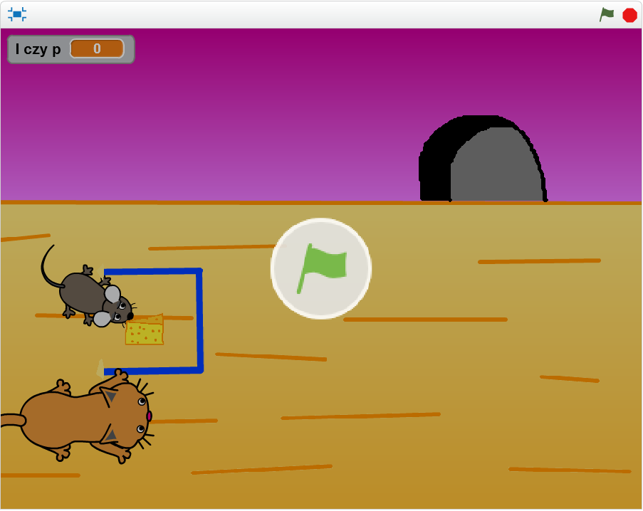 http://scratch.mit.edu/projects/21194893/#fullscreen