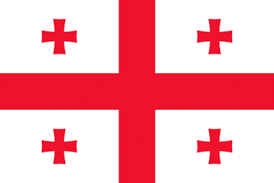 Download Georgia Flag Free