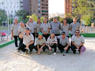 CALENDARI I CLASSIFICACIÓ LLIGA 2012-2013 / GRUP - A  / 4ª Div. Grup 8
