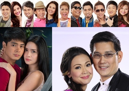 ABS-CBN Clinches 13 of 15 Top Programs Nationwide in May 2013