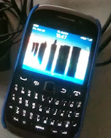 Blackberry 9230 Amstrong