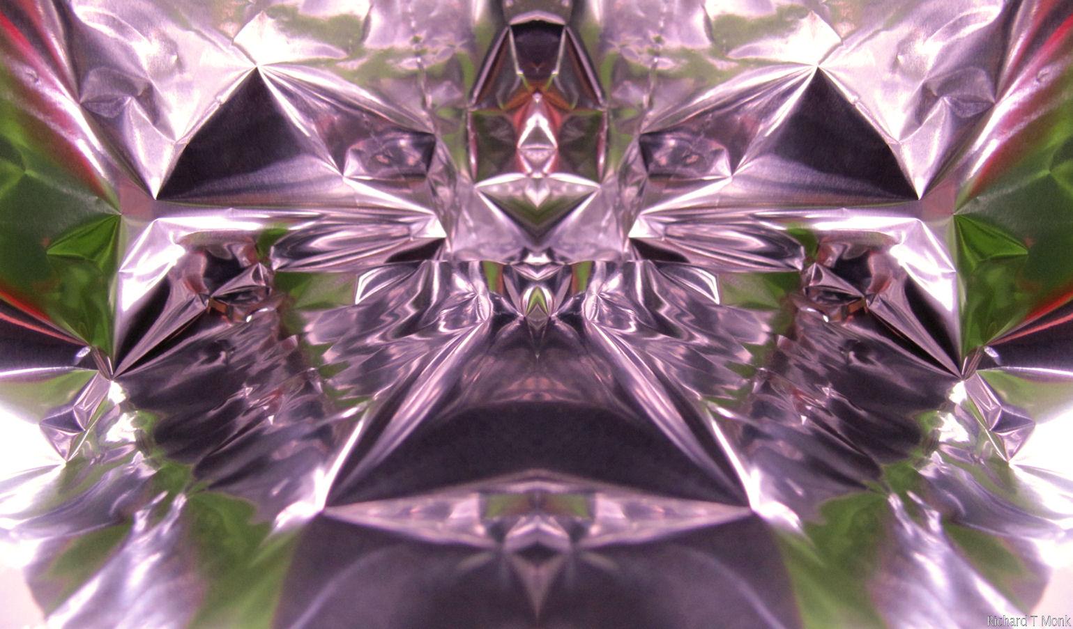 Mirror Image Art: Psychic Block