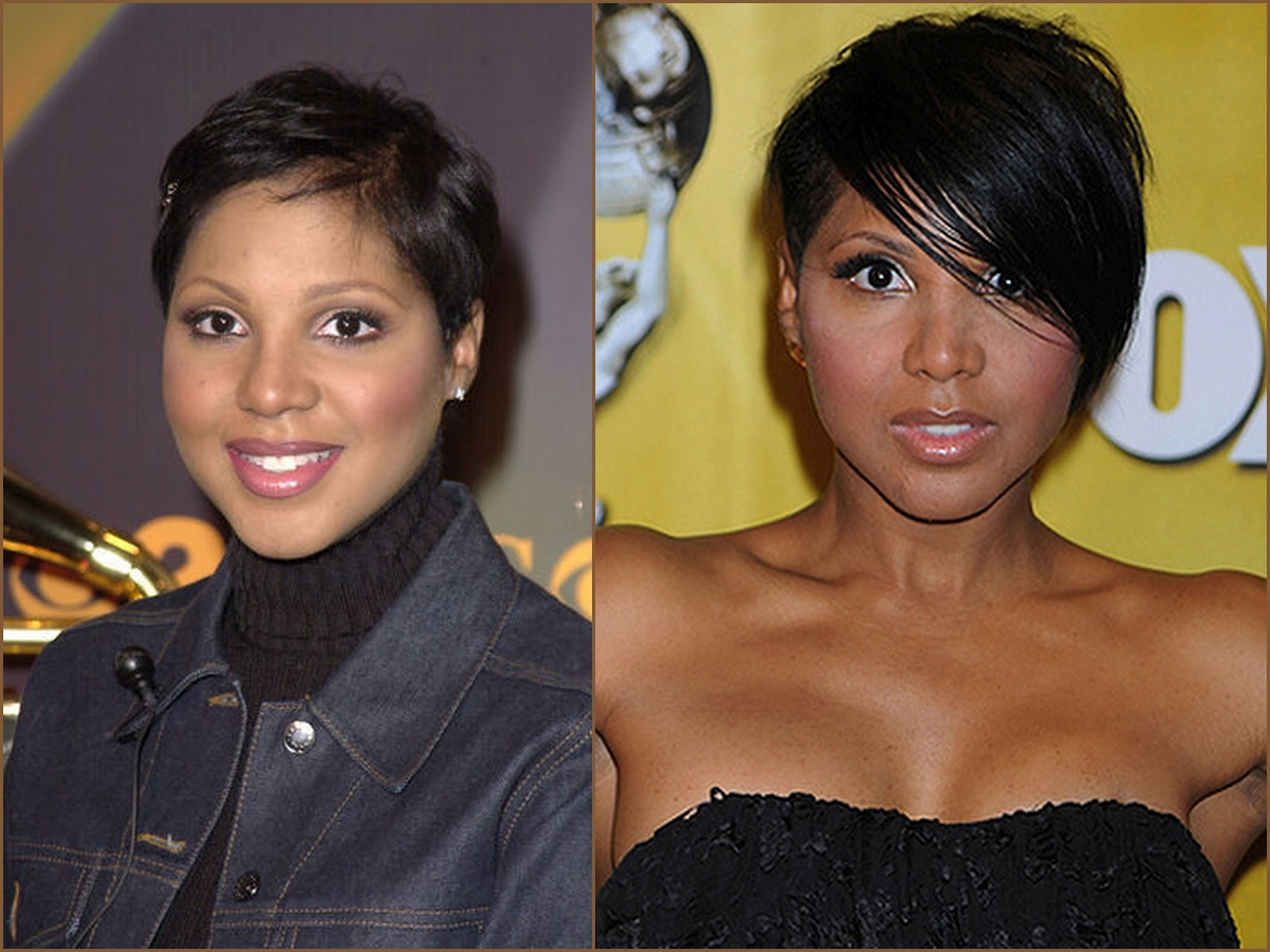 All You Need To Know About Toni Braxton Short Hairstyles Toni