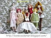 Visite Minhas Bonecas de Pano
