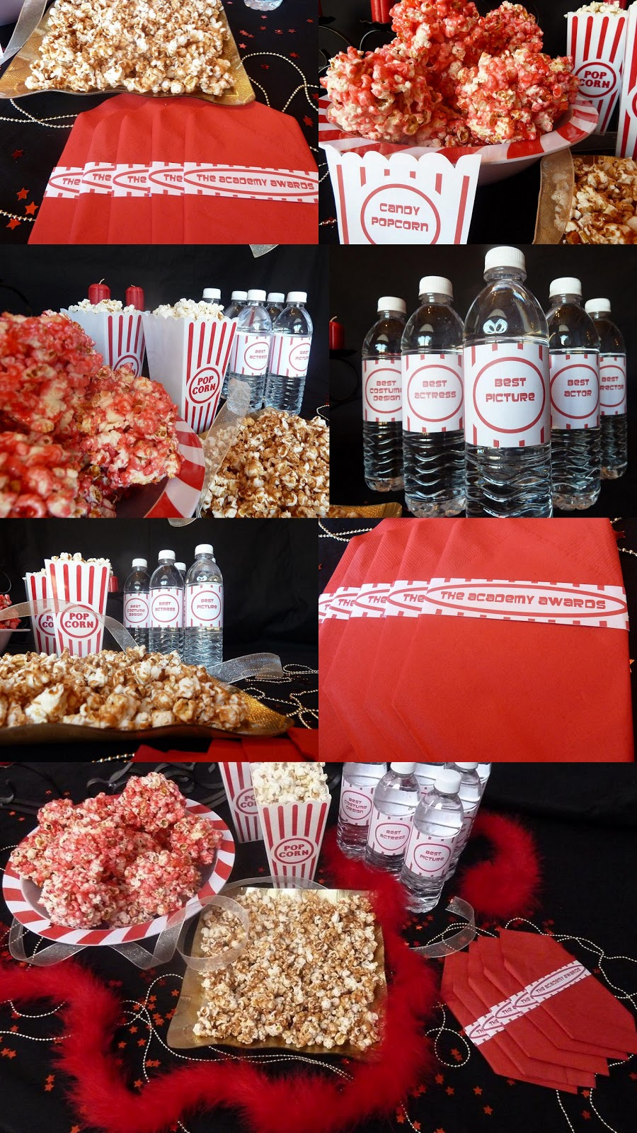 Academy awards party decorations academy awards picture - Party decorations ideas ...