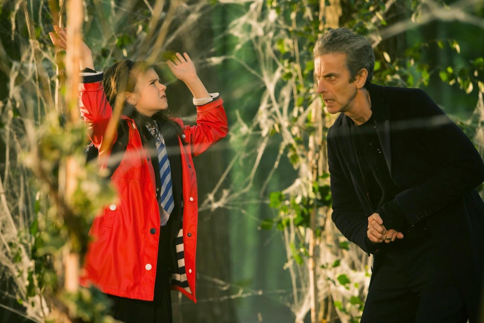 Maebh y el Doctor