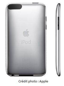 iPod touch de deuxième génération