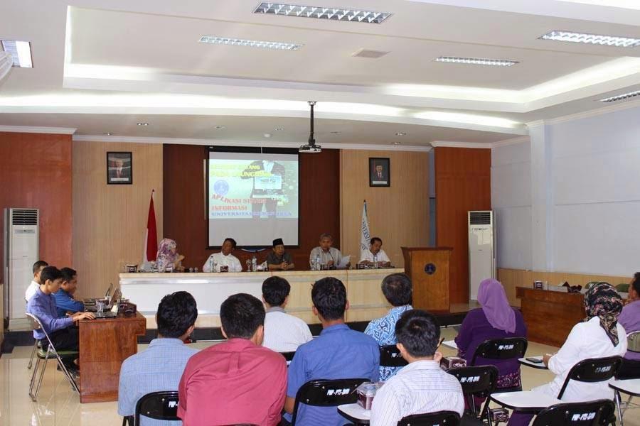 Universitas Medan Area Luncurkan Aplikasi Blog Dosen