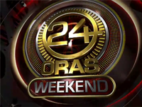 24 Oras (Weekend) - PinoyTV Zone - Your Online Pinoy Television and News Magazine.