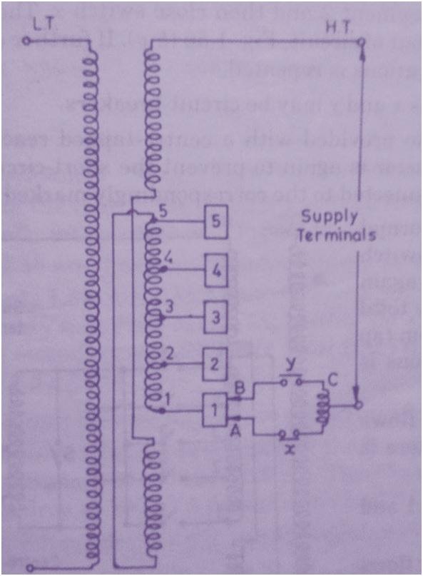 on%2Bload%2Btap%2Bchanger OLTC principle of on load tap changer electrical concepts